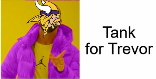 Vikings tank for Trevor 2020